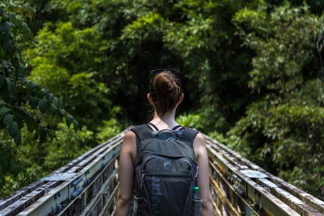 Keine Angst alleine zu reisen