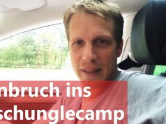 Oliver Pocher war selbst beim Dschungelcamp