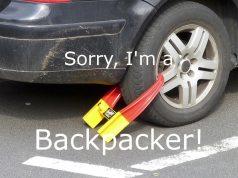 Welche Konsequenzen haben Backpacker, wenn sie Strafzettel nicht bezahlen?