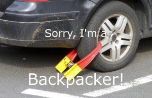 Speeding tickets and parking fines in Australia