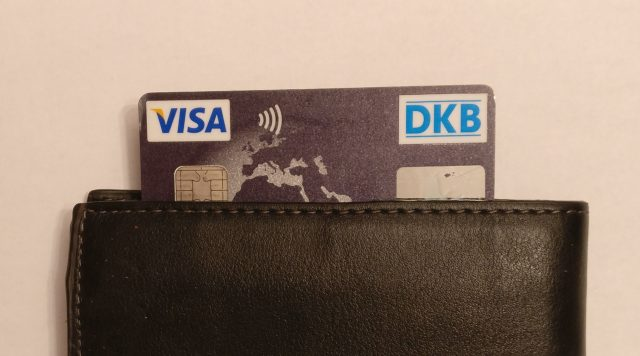The DKB credit card is the perfect choice for travelers