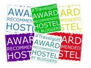 #Travelgott Hostel Award