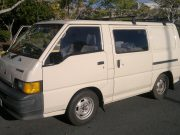 Rest Areas in Australia - backpacking van