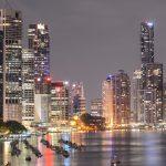 Brisbane Skyline - Travelgott
