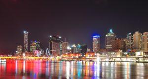 Brisbane - Skyline