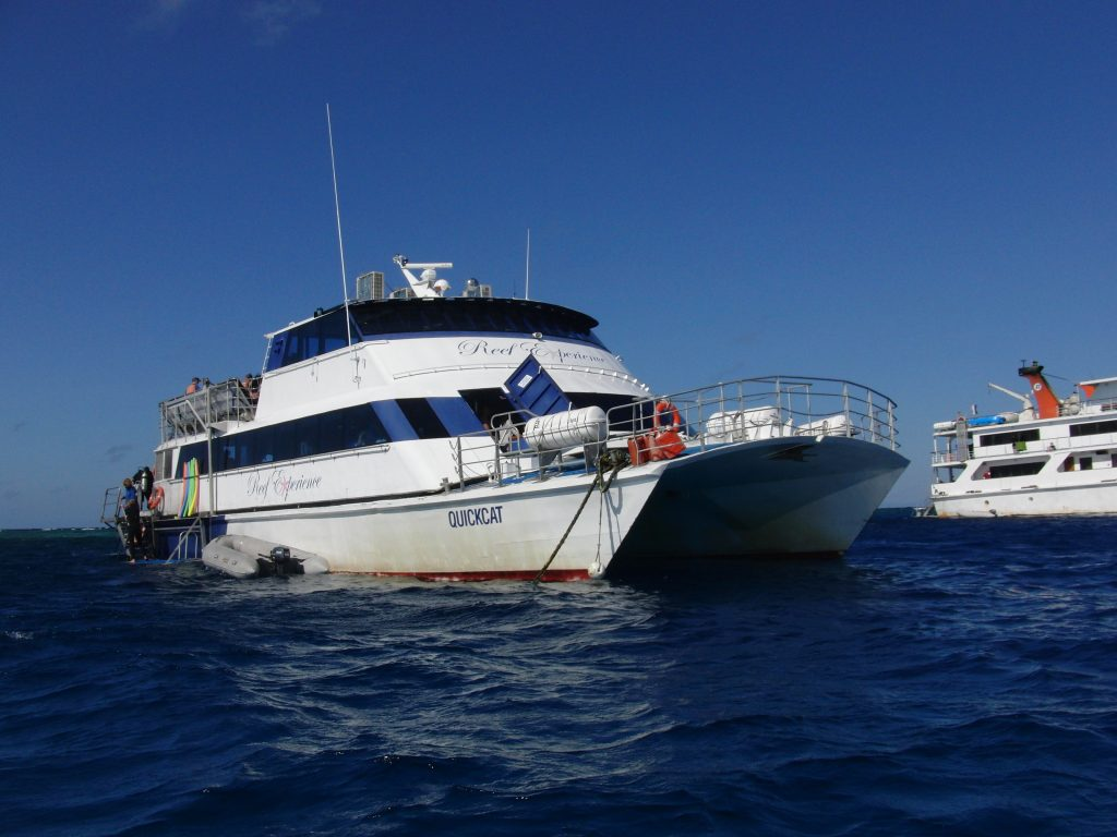 Reef Experience - Diving the Great Barrier Reef - Cairns