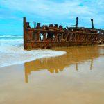 Fraser Island - Ship Wreck