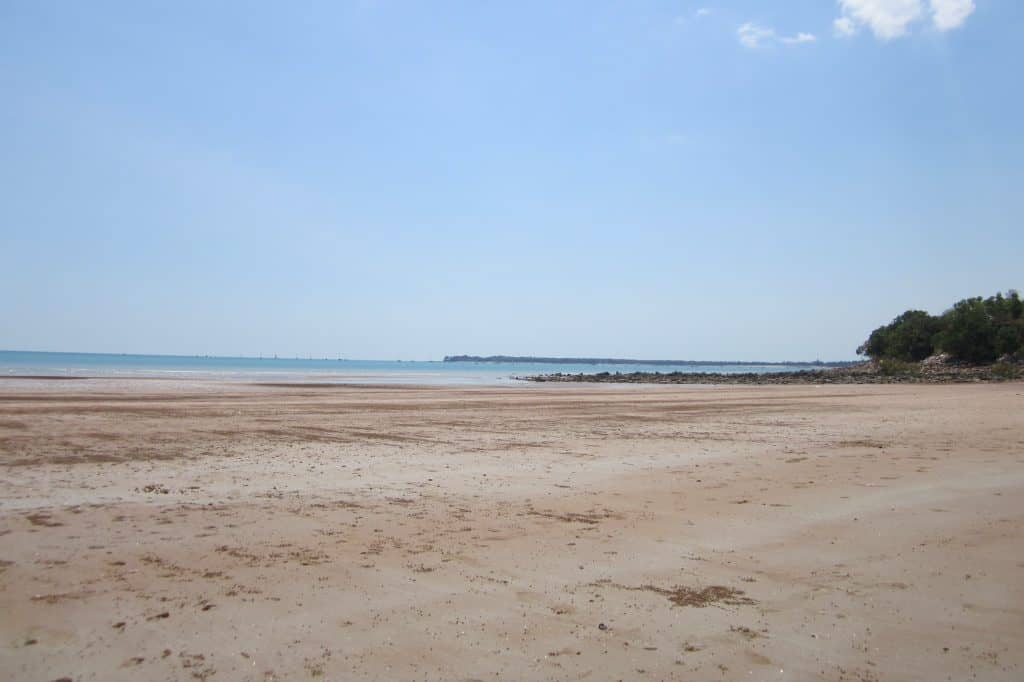 Mindil Beach Australien