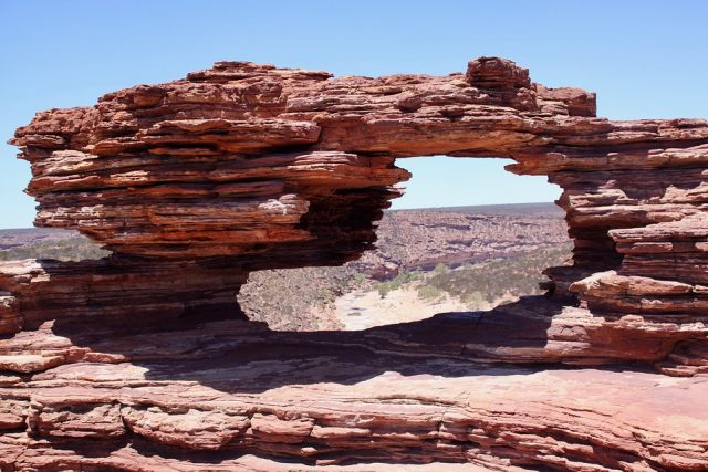 Kalbarri Nature's Window