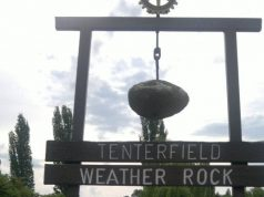 Weather Rock in Tenterfield, NSW