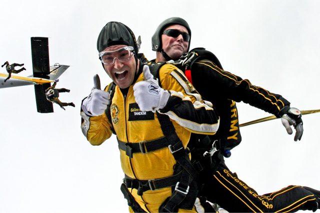 Skydiving - Travelgott