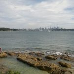 Watsons Bay with view on Sydney