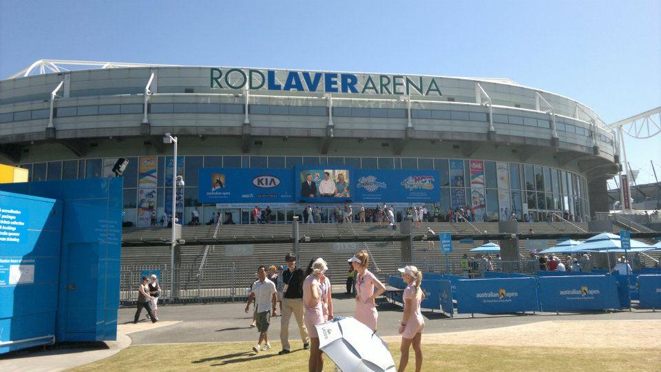 Rod Laver Arena - Australian Open