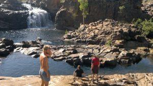 Edith Falls, Norther Territory, Australien