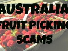 Australia Fruit Picking Scams