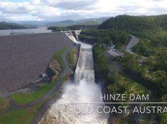 Hinze Dam - Advancetown Lake
